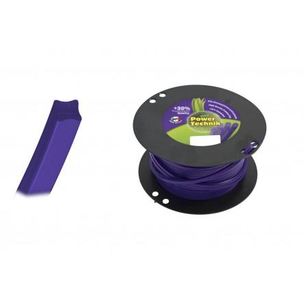 Fil nylon débroussailleuse carré 3.0mm