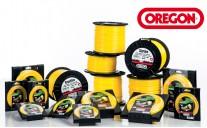 Fil nylon débroussailleuse Yellow Oregon 2.4mm