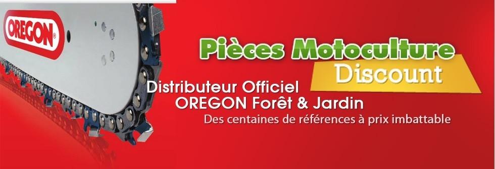 Distributeur officiel Oregon Forêt et Jardin